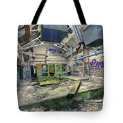 Forgotten Place Tote Bag