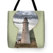 Fort Gratiot Lighthouse Tote Bag
