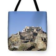 Fort Kumbhalgarh Tote Bag