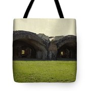 Fort Pickens Arches Tote Bag