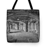 Hall Of Echoes Tote Bag