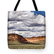 Fort Rock Tote Bag
