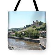 Fortress Marienberg - Wuerzburg - Germany Tote Bag