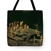 Forty-two Kids Tote Bag