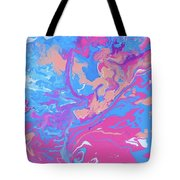 Fragments Of A Dream - Candies Tote Bag