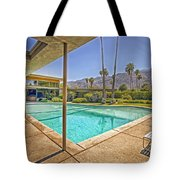 Frank Sinatra's Twin Palms Estate Tote Bag
