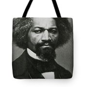 Frederick Douglass, African-american Tote Bag by Photo Researchers