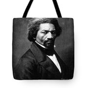 Frederick Douglass Tote Bag