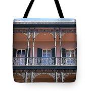French Quarter 47 Tote Bag