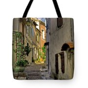 French Scenes Tote Bag