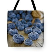 Fresh Blueberries Tote Bag