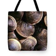 Fresh Clams Tote Bag