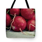Fresh Radish Tote Bag