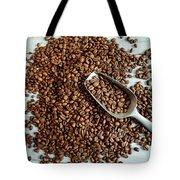 Fresh Roasted Coffe Beans Tote Bag