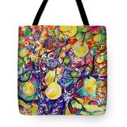 Fruit Full Vibrations Tote Bag
