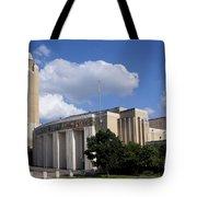 Ft Worth Texas - Landmark Tote Bag