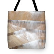 Ft Worth Water Gardens Tote Bag