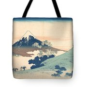 Fuji From Inume Pass Tote Bag