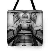 Fulton Street Subway Tote Bag
