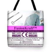 Fusionkraft Tote Bag