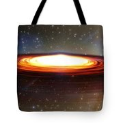 Galactic Core Tote Bag