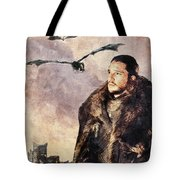 Game Of Thrones. Jon Snow. Tote Bag