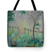 Garden And Beyond Tote Bag