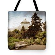 Garden Conservatory Tote Bag