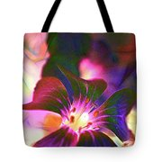 Garden Glow Tote Bag