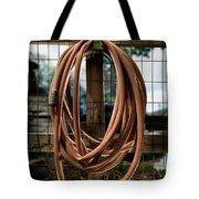 Garden Hose Tote Bag