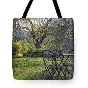 Garden In Spring Tote Bag
