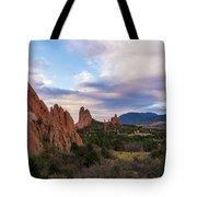 Garden Of The Gods - Colorado Springs Tote Bag