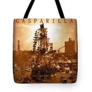 Gasparilla Invasion  Tote Bag