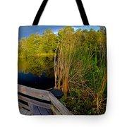 Gator Lake Tote Bag