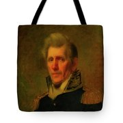 General Andrew Jackson Tote Bag