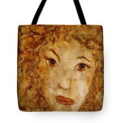 Gentle Lady Tote Bag