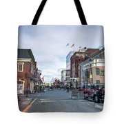 Ghost Of Lexington Tote Bag