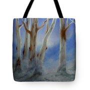 Ghostgum Mist Tote Bag