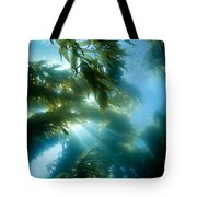 Giant Kelp Forest Tote Bag