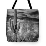 Giant Saguaro Tote Bag