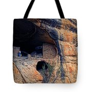 Gila Cliff Dwellings National Monument Tote Bag