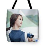 Girl's Day Tote Bag