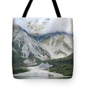 Glacier Bay Landscape Tote Bag