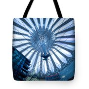 Glass Sky Tote Bag