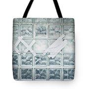 Glass Wall Tote Bag