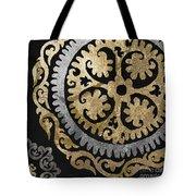 Glitterfish Iv Tote Bag