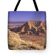 Gloss Mountains Tote Bag