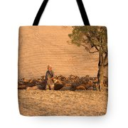 Goatherd Tote Bag