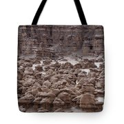 Goblin Valley 0206 Tote Bag