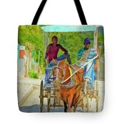 Going To Market 2 Tote Bag